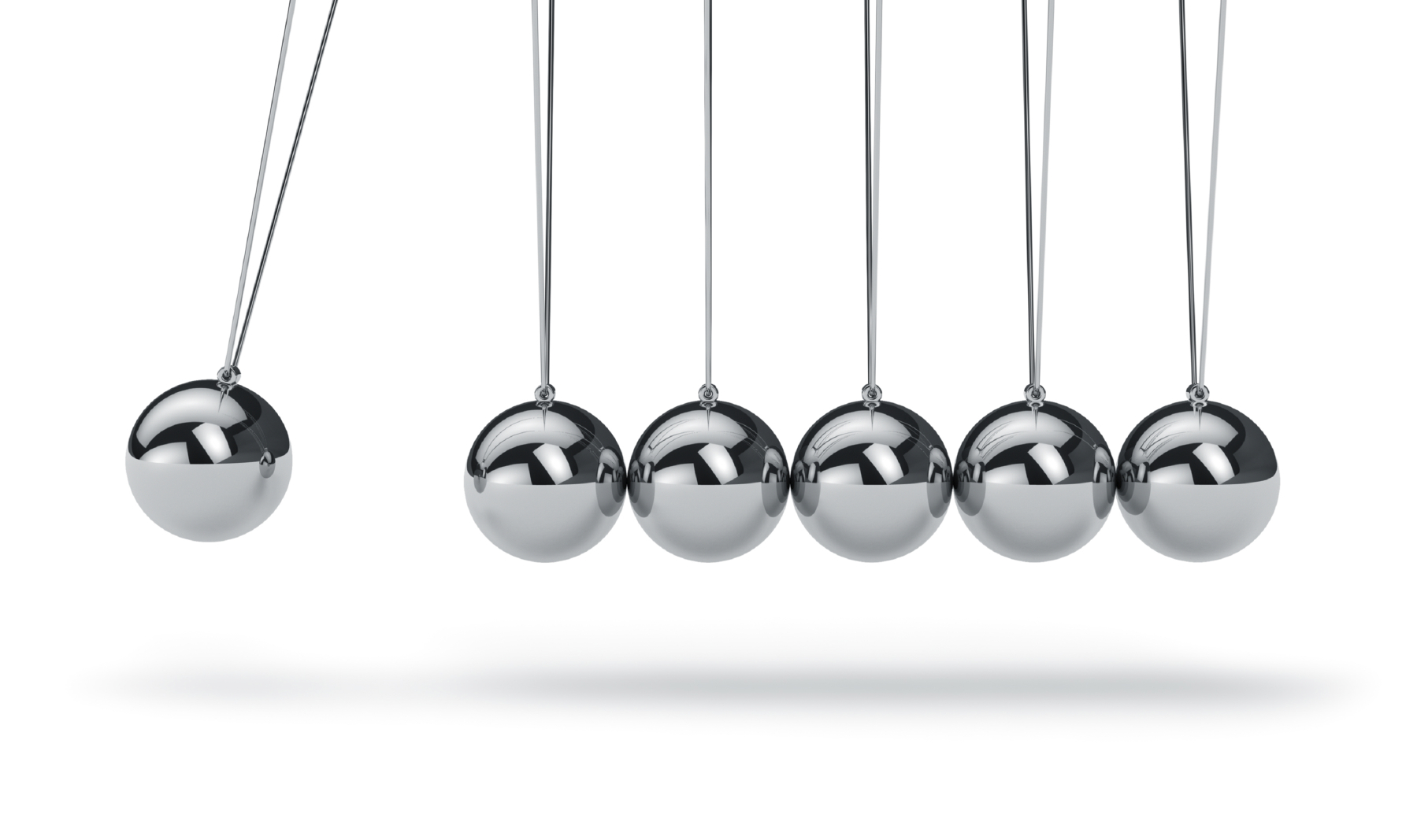How to Use the Newtons Cradle