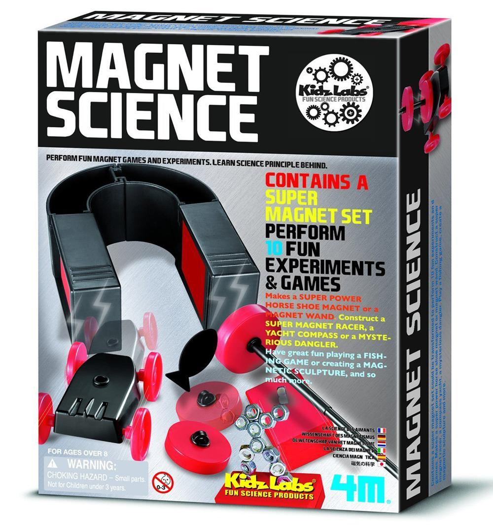 science magnet kit magnets
